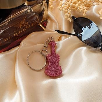 Violon  porte-clés's image