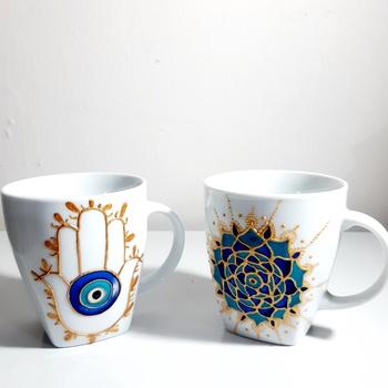 Mug mandala+Tafust mug's image