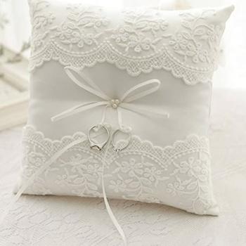 """Coussin fait main par Collection"""" Djoud coussin"""" de décoration pour la mariée's image"""