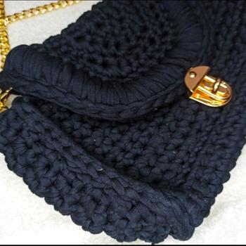 Le sac en crochet Night Date's image