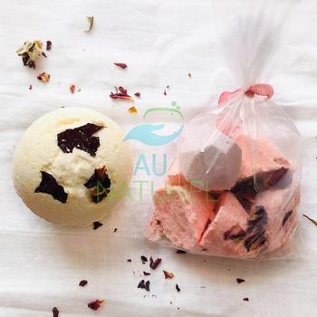 Bombe de bain parfumée كراتالحمامالفوارة's image