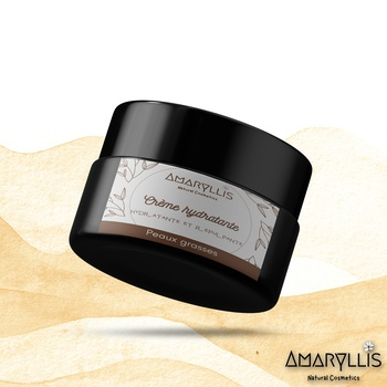 Crème hydratante pour la peau grasse's image