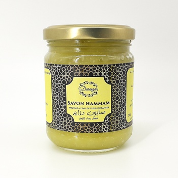 Savon Dzair pour Hammam, savon naturel artisanal fait main par Darenza, صابون دزاير للحمام's image