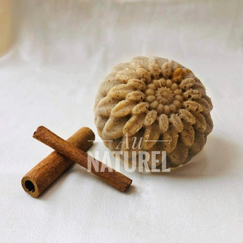 savon artisanal naturel à la cannelle  صابون القرفة الطبيعي's image